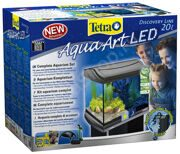 Аквариум Tetra AquaArt LED Crayfish 20 антрацит