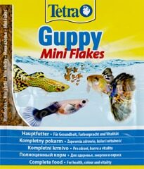 Корм Tetra Guppy Mini Flakes 12 г