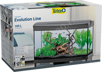 Аквариум Tetra AquaArt LED Evolution Line 100