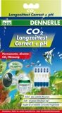 Длительный тест DENNERLE CO2 Long-Term Test Correct + pH