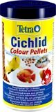 Корм Tetra Cichlid Colour Pellets 500 мл