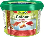Корм Tetra Pond Colour Sticks 10 л (1,9 кг)
