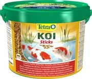 Корм Tetra Pond KOI Sticks 10 л (1,5 кг)