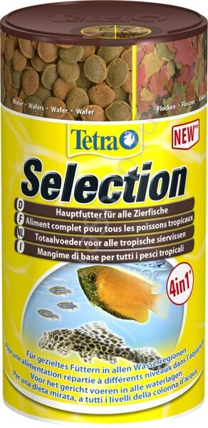 Корм Tetra Selection 250 мл