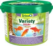 Корм Tetra Pond Variety Sticks 10 л (1,65 кг)