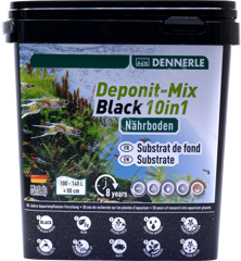 Подкормка DENNERLE Deponit-Mix Black 10in1 4,8 кг