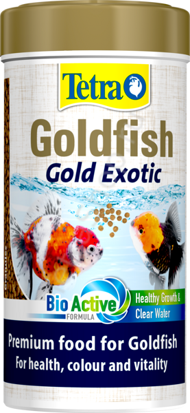 Tetra Goldfish Gold Exotic 250 мл 2