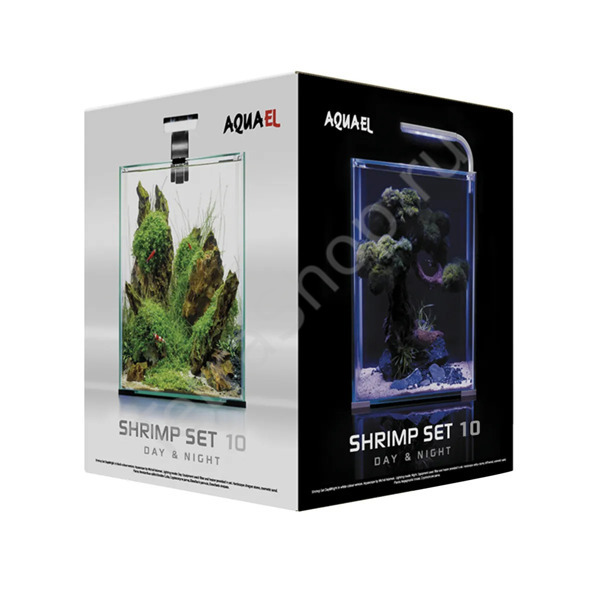 AQUAEL SHRIMP SET 10 DAY & NIGHT