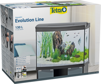 Аквариум Tetra AquaArt LED Evolution Line 130