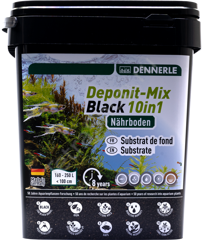 Подкормка DENNERLE Deponit-Mix Black 10in1 9,6 кг