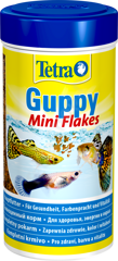Корм Tetra Guppy Mini Flakes 250 мл