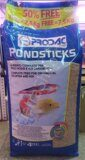 Корм PRODAC Pond Sticks 42 л (7,5 кг)