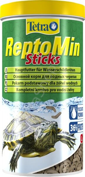 Tetra ReptoMin Sticks 1000 мл 2