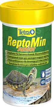Корм Tetra ReptoMin Junior 100 мл