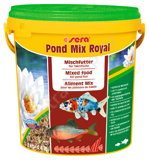 Корм Sera Pond Mix Royal 10 л