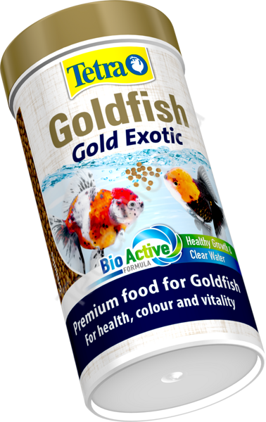 Tetra Goldfish Gold Exotic 250 мл 3